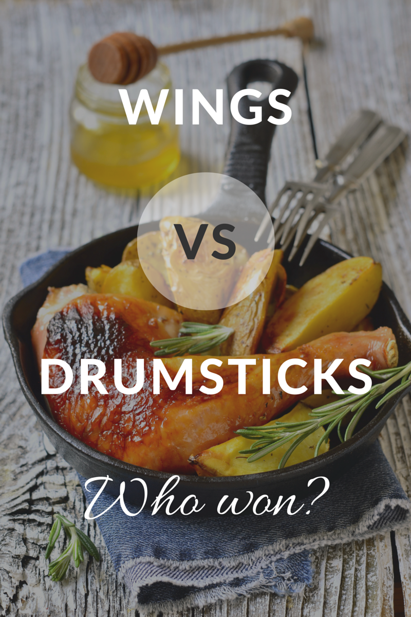 Chicken Wings VS Drumsticks